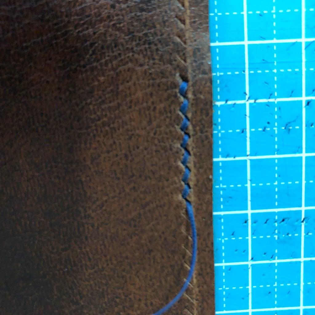 Saddle Stitch
