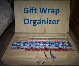 礼品包装组织者(胶合板)