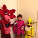Five Nights at Freddy's Costumes!