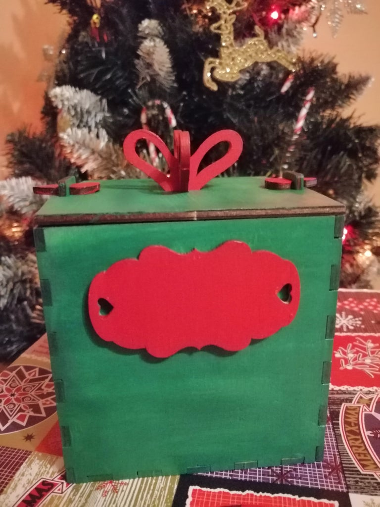 Decorate the Box