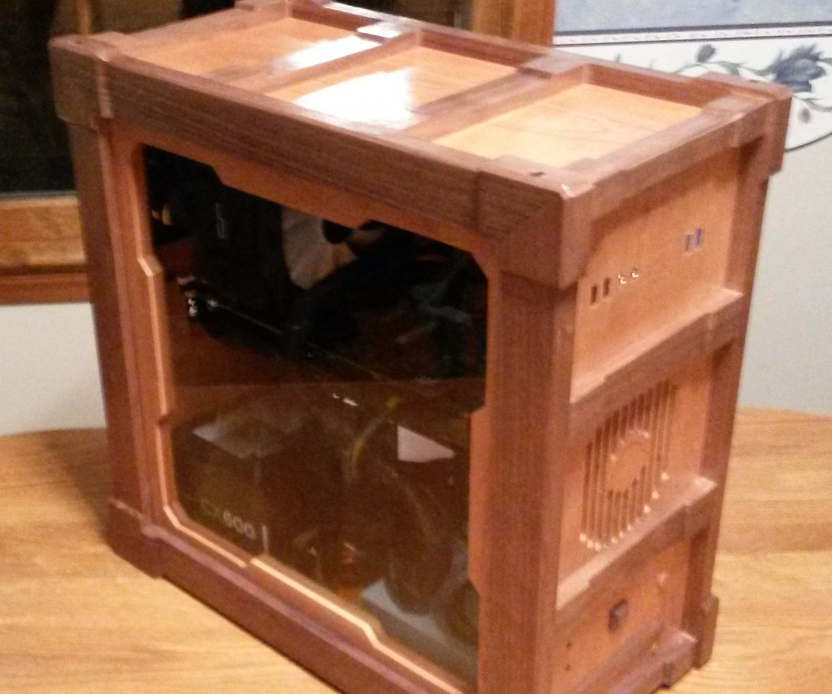 Custom Computer Box