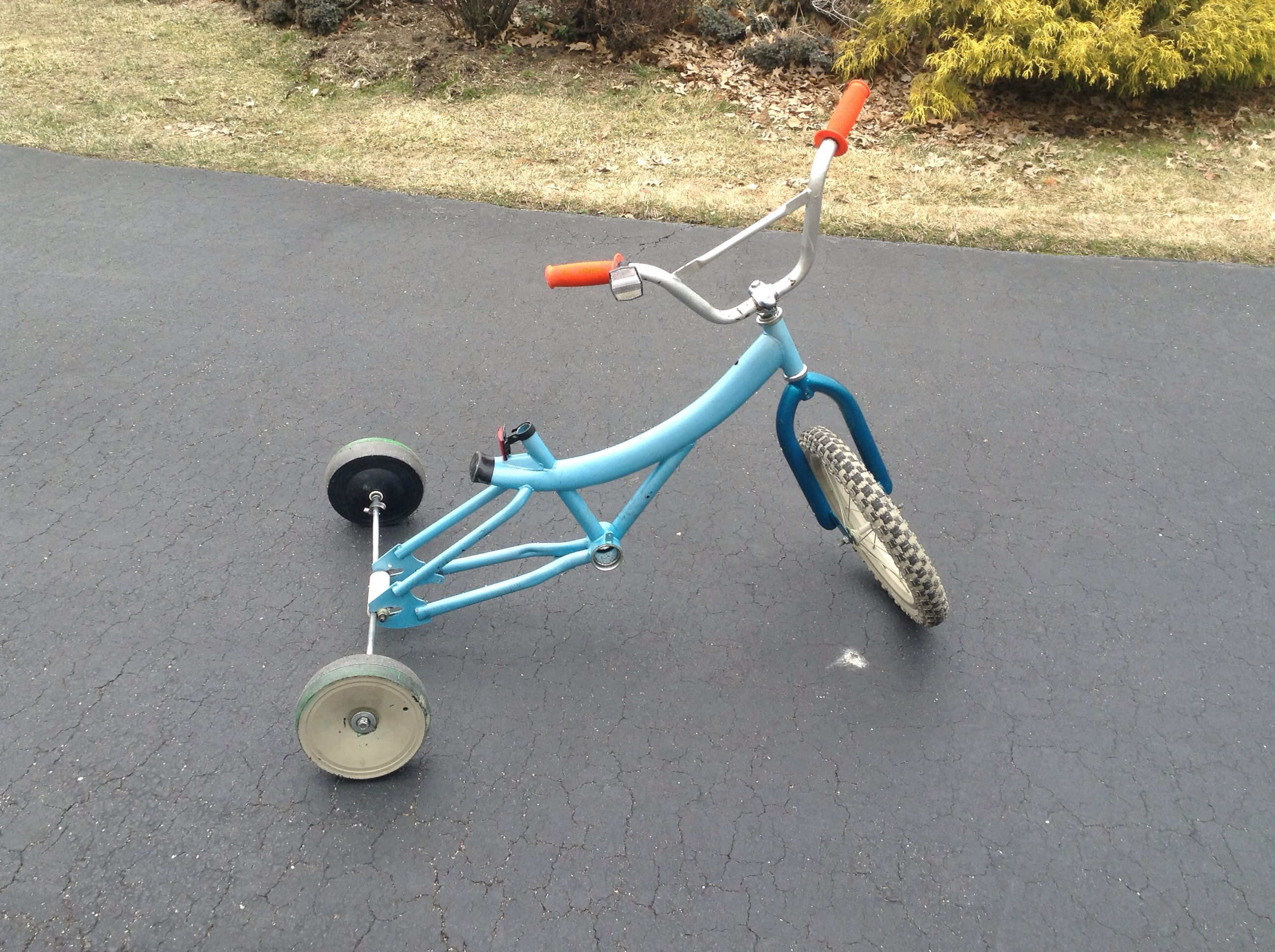 Standing Drift Trike