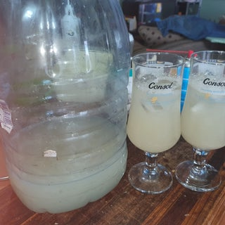 Pineapple Beer - How to Make Tepache (Mexican Pineapple Beer)