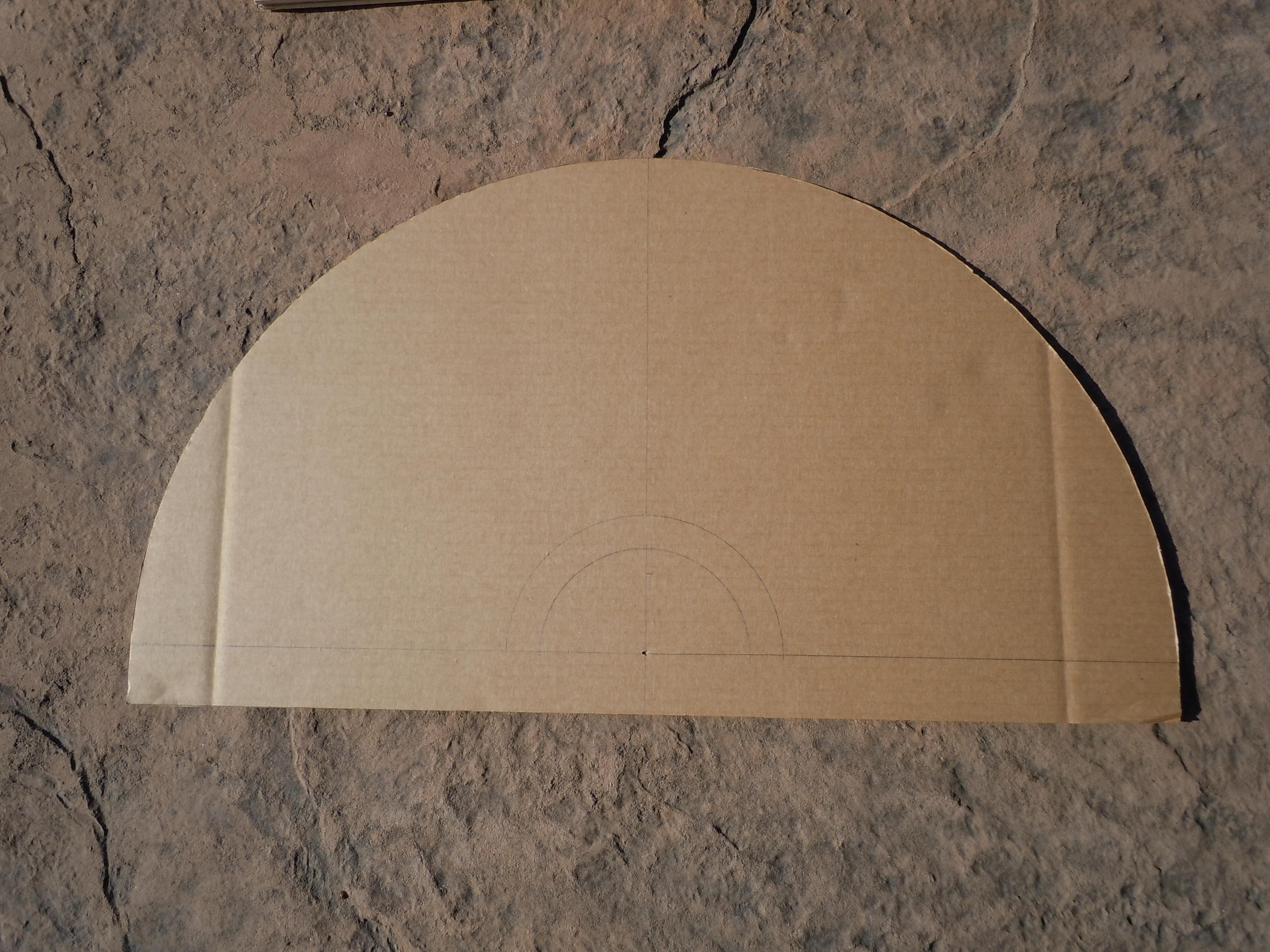 Arched Window Covering 5 Steps With Pictures Instructables