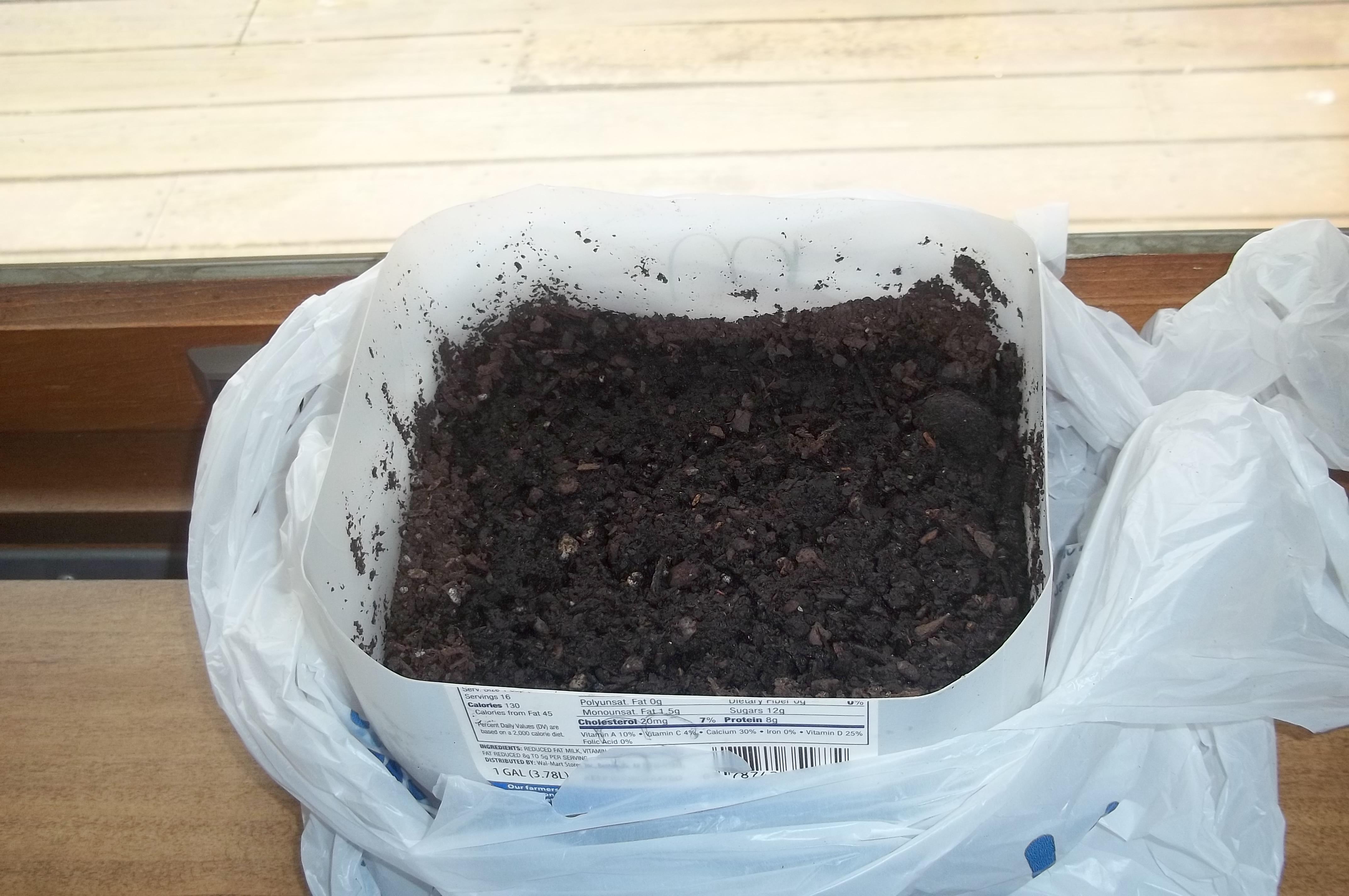 Cheap planters to start garden plants, or indoor garden.
