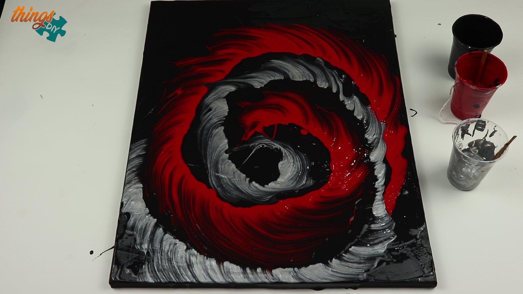 Make Silver Spiral