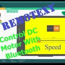 RemoteXY Editor – How to Control DC Motor With Smartphone and Bluetooth With RemoteXY Application and Arduino