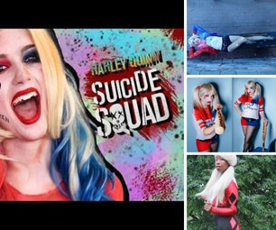 How to Make a Harley Quinn Costume