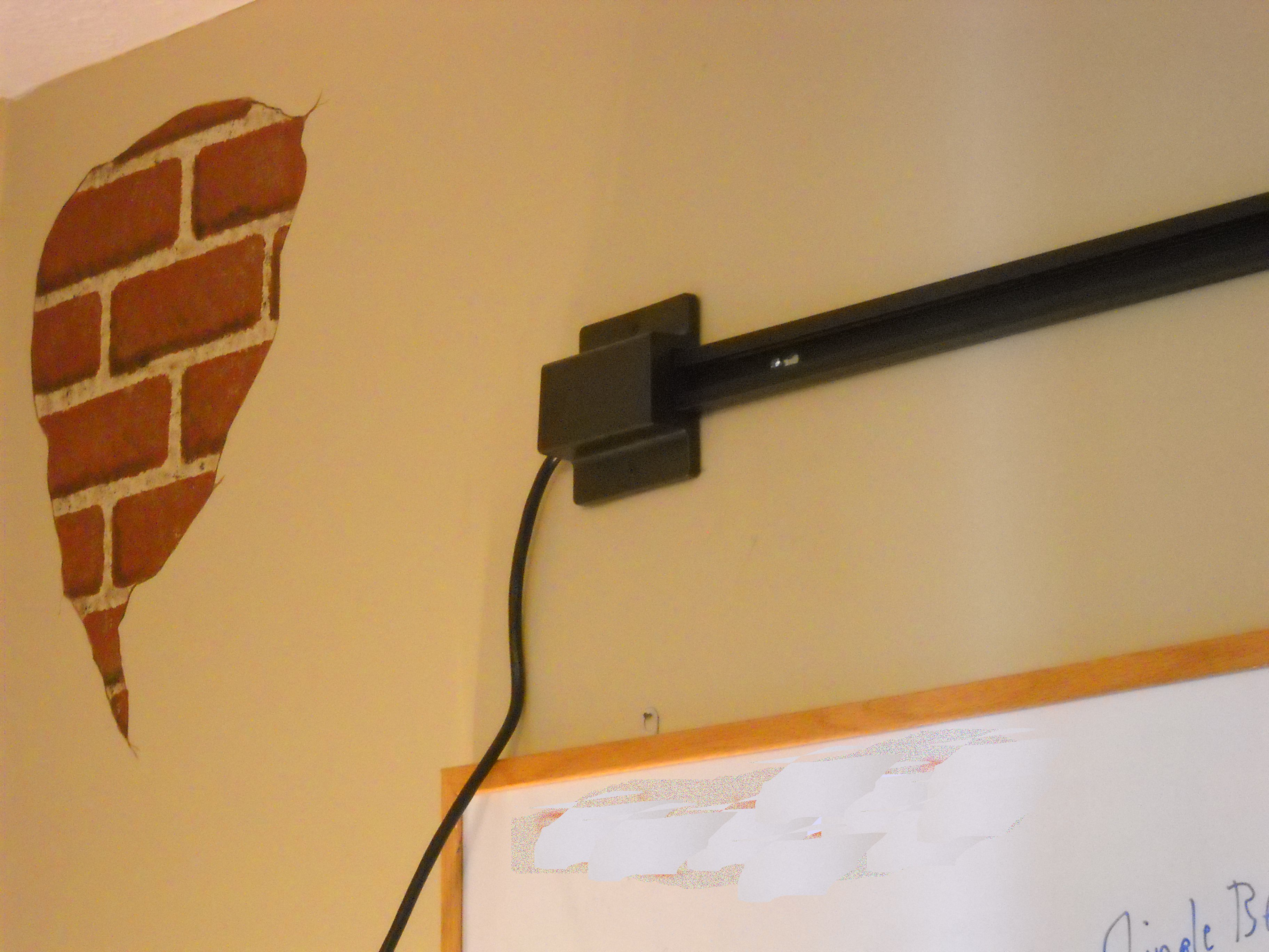 Installing Dimmable Track Lighting Without House Wiring 6 Steps Instructables