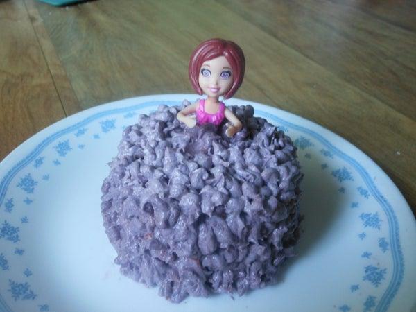 Doll Cupcake