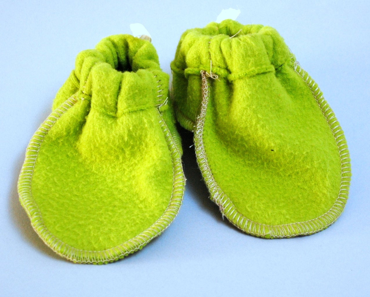 Soft Baby Shoes With Patterns