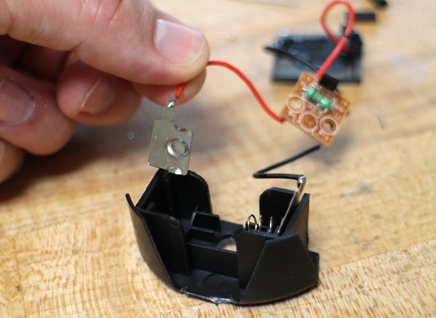 Combine Batteries