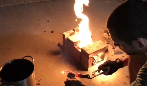 Heat Treating (with a Hint of Tempering)