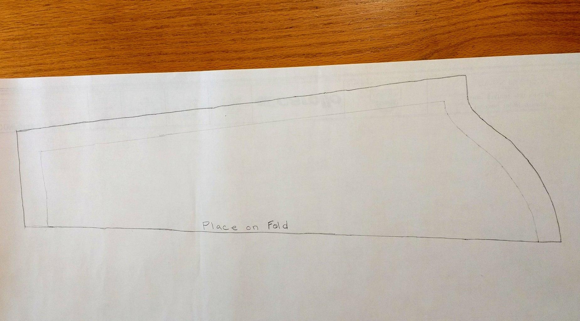 Draped Cardigan Part 1: Sleeve Pattern