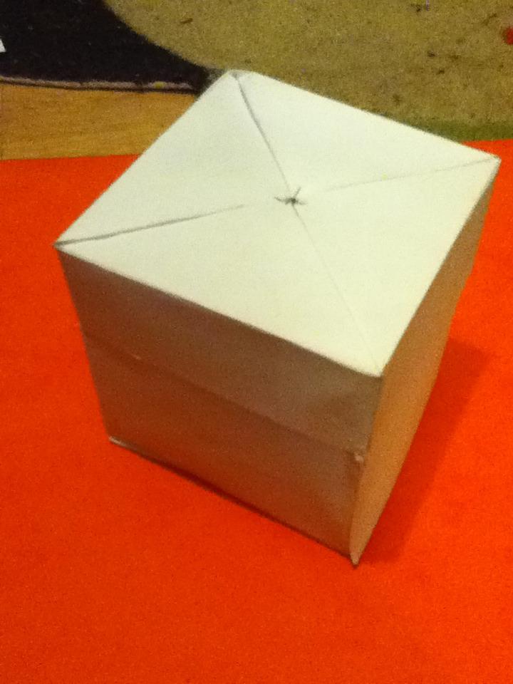 Magic Lid Box
