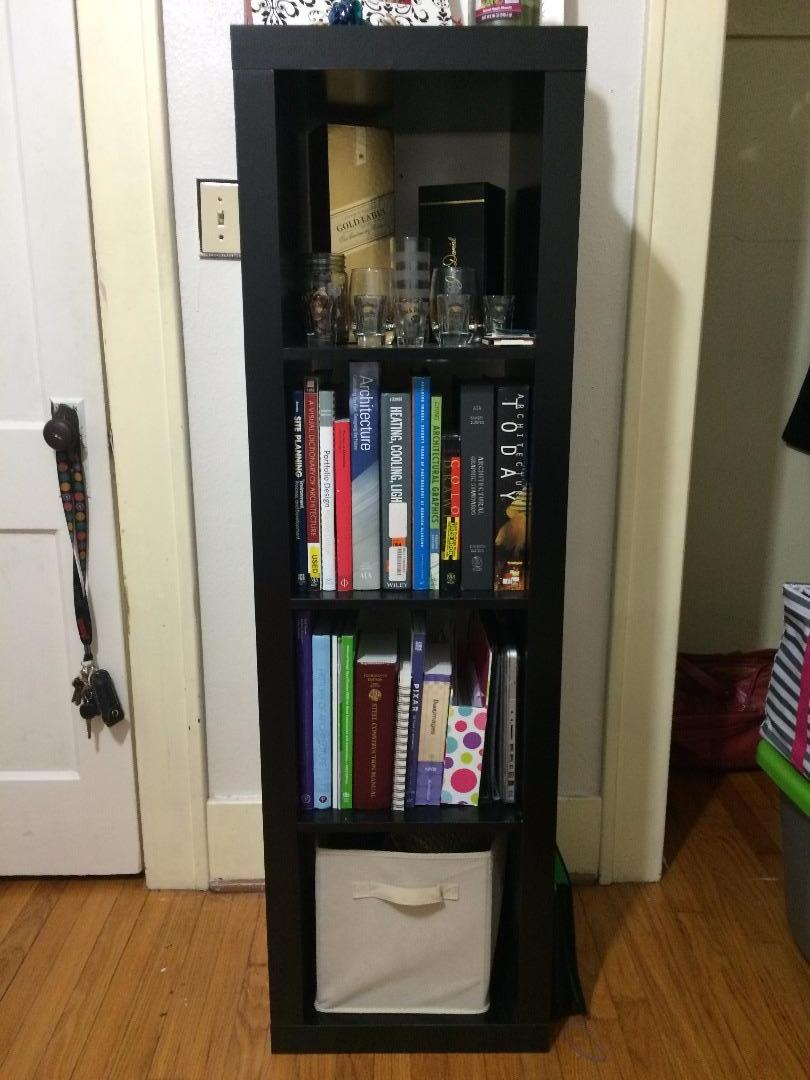 Get Three Shelves and Turn