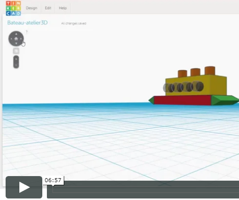 Design a 3D Object With Tinkercad