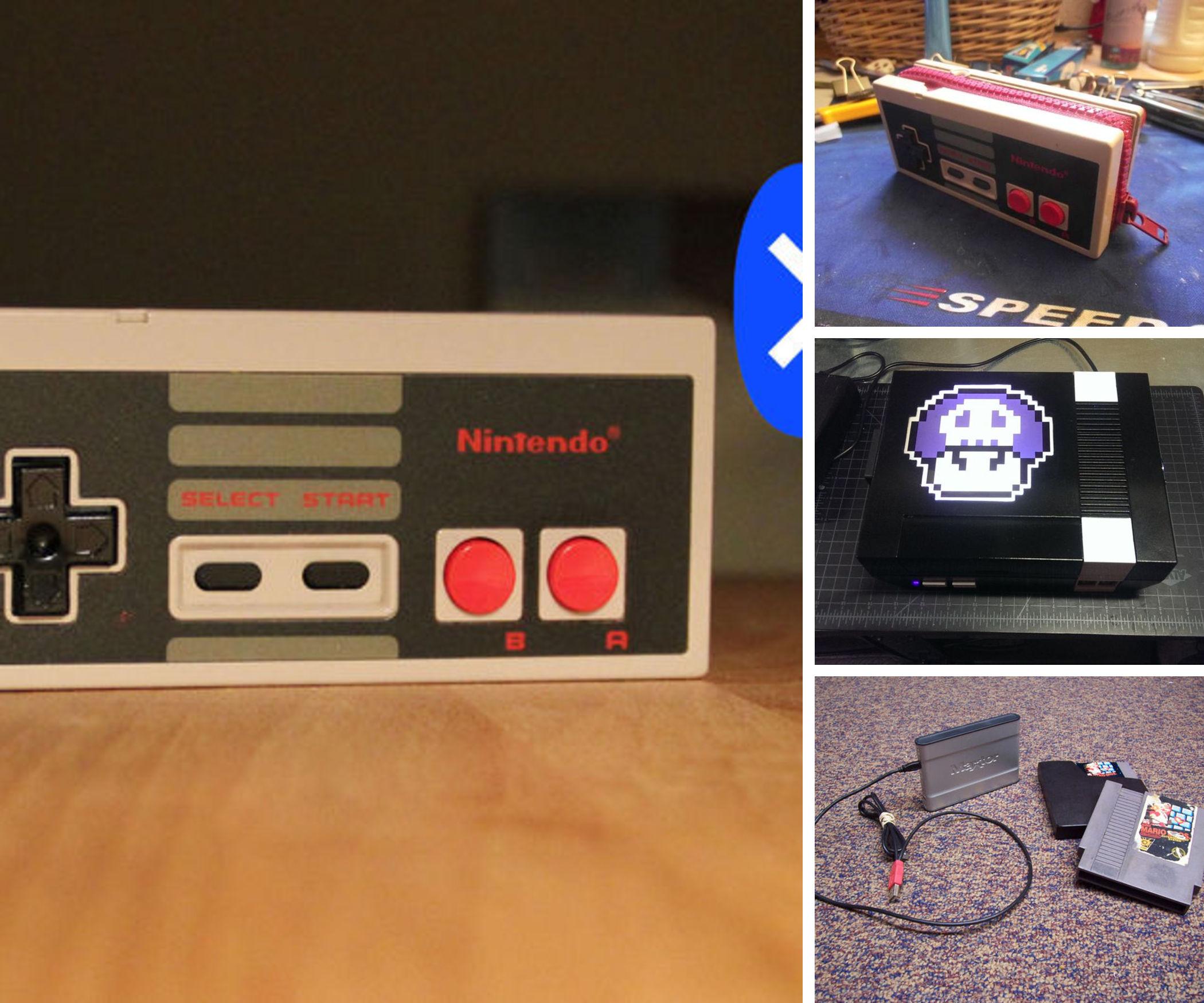 NES mods