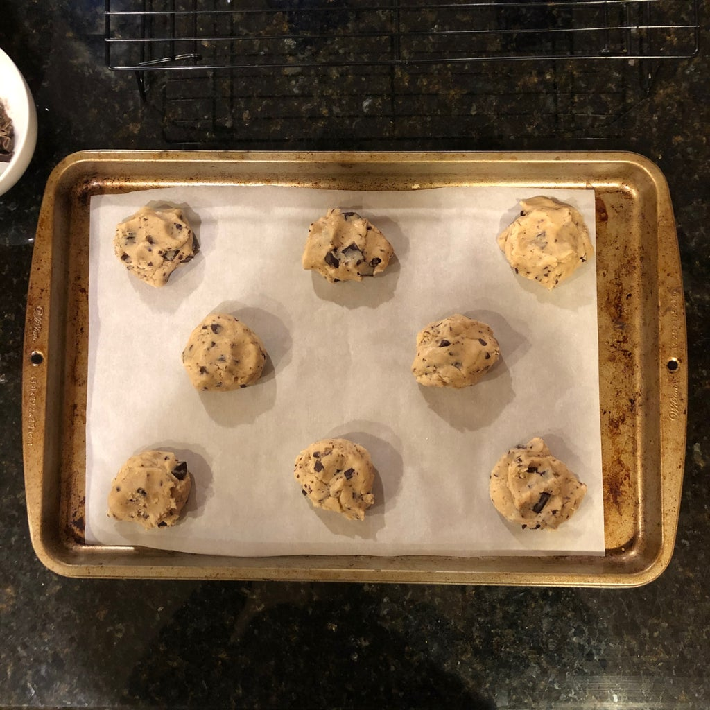 Make Those Cookie Clumps!