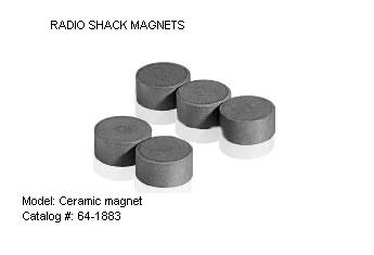 One Dollar Magnets