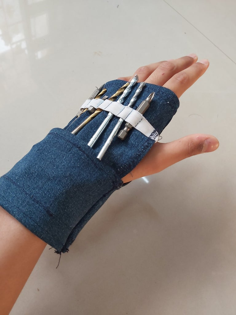 The Tool Glove | Best Companion for Makers