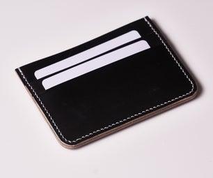 5 Pocket Leather Card Holder.