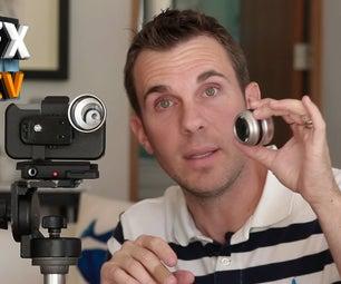 # 1 TFX Tv IPhone Lenses