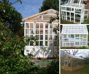 Outbuildings: Greenhouses