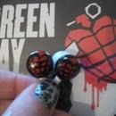 DIY Heart Grenade Earphones
