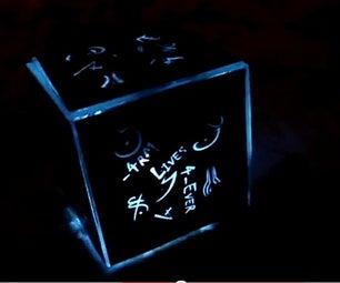 RGB Led Cube Box  _4rM_Pk_ Version