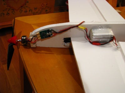 Mounting the Rest of the Electronics
