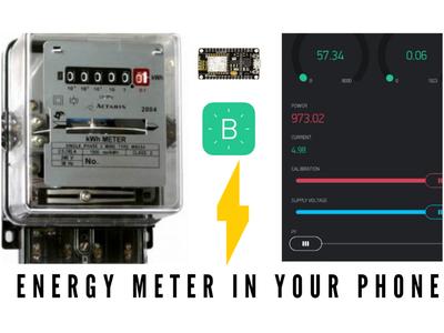 Iot Smart Energy Meter