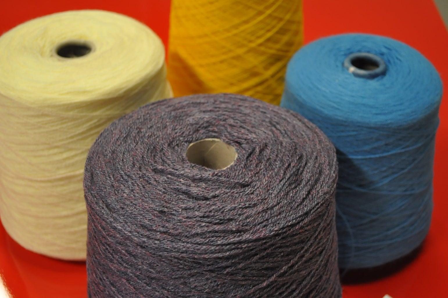 Preparing for Knitting