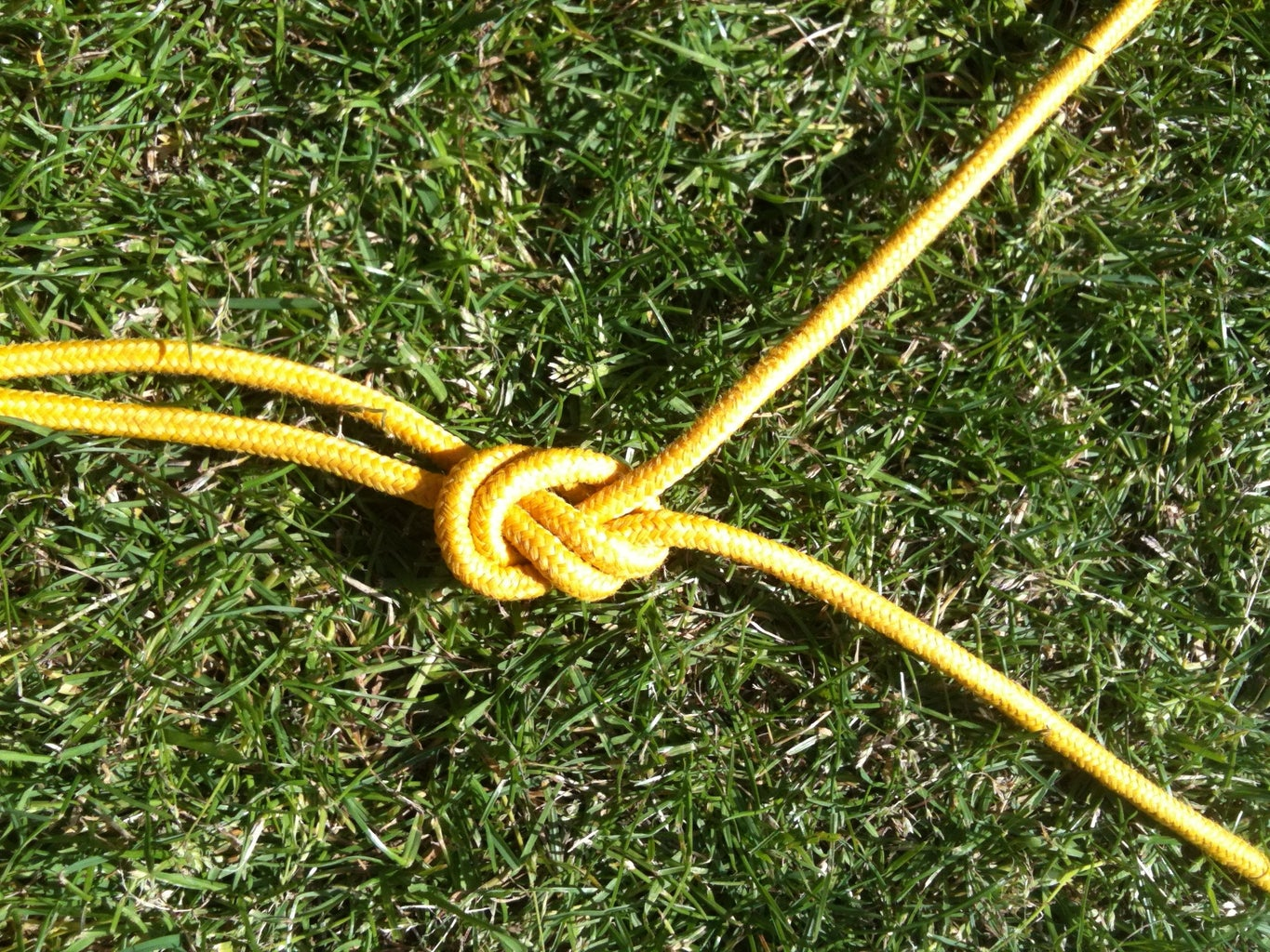 The Knots - Overhand Knot