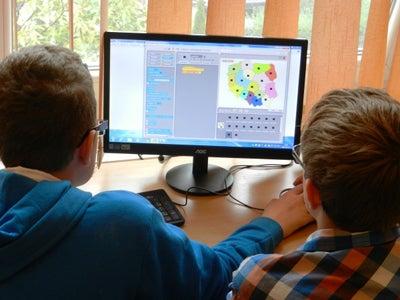 Programación Para Niños Y Niñas En Colombia: Tutorial Montaje De La Solución