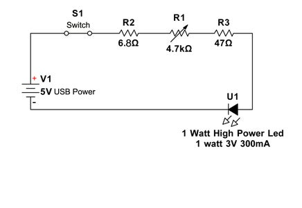 This Is the Circuit Diagram for the Dimmer.