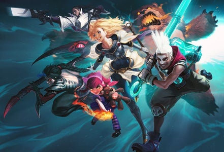 A Beginners Guide to League of Legends