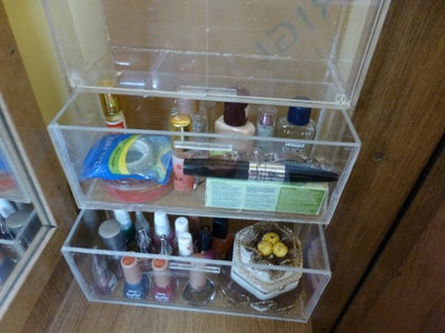 Organize Your Things in the Cupboard