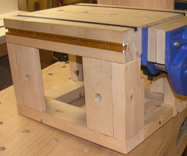 Mini Workbench With Rails