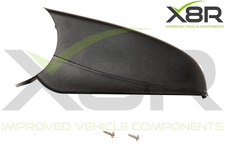 Vauxhall Opel Astra H MK5 Wing Mirror Cover Lower Bottom Holder Casing Plastic Trim Replacement New Drivers Passengers Install Instruction Guide