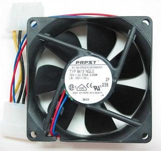 4093 Schmidt Trigger / Fan Speed Regulation