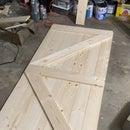 Build a Barn Door From 1x6s