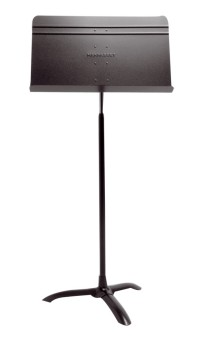 Add an inexpensive halogen light to your music stand