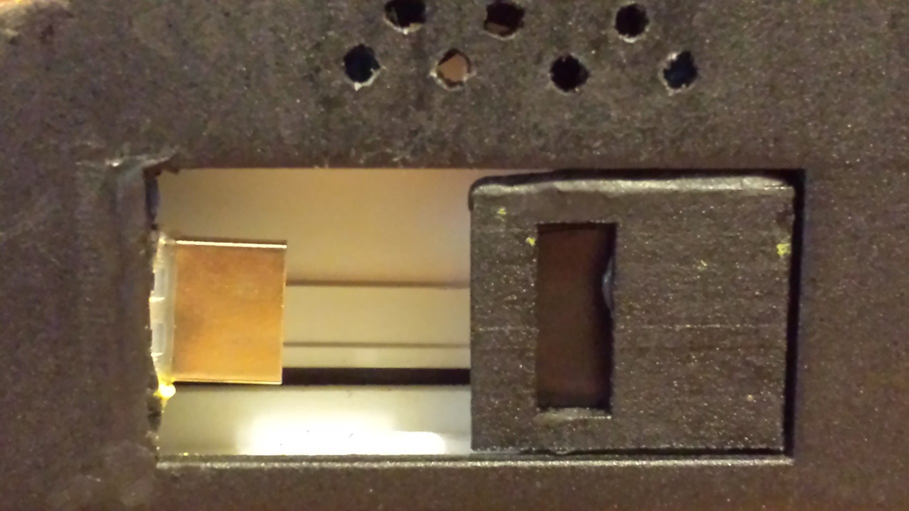 Tablet Design and Assembly (hdmi Latch)