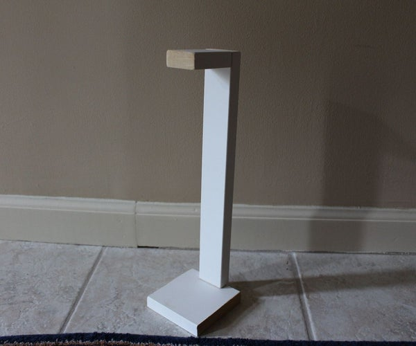 Simple Headphone Stand