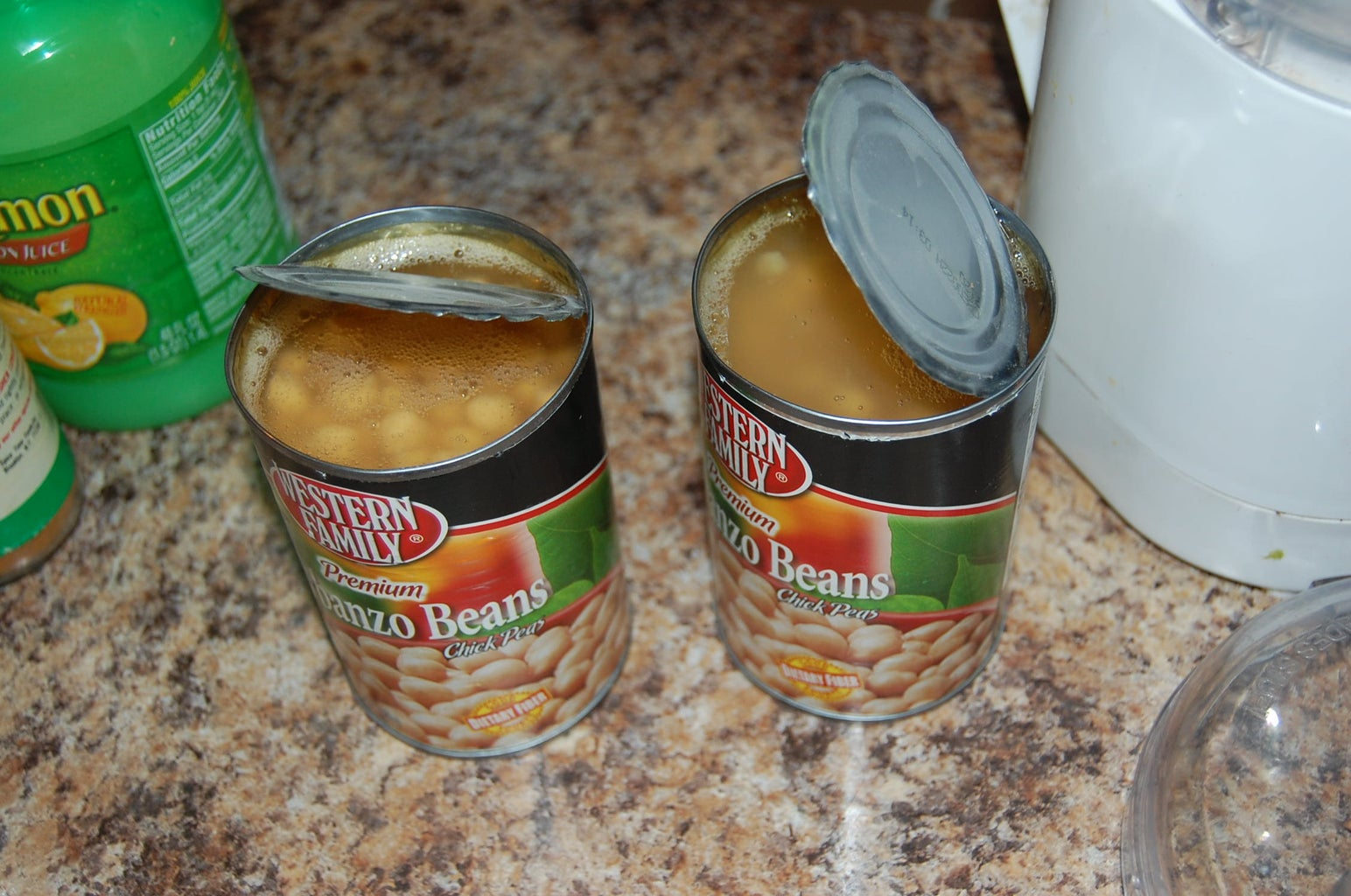 Prep the Beans