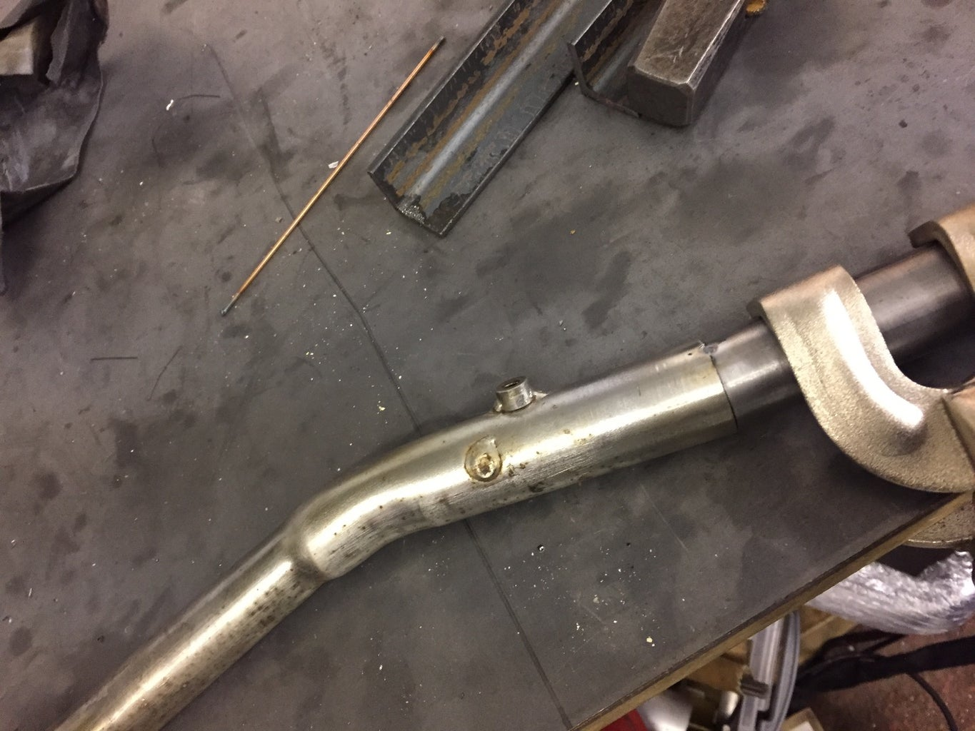 Make the Exhaust