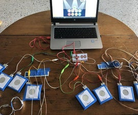 Makey Makey Two Team Game Buzzer System