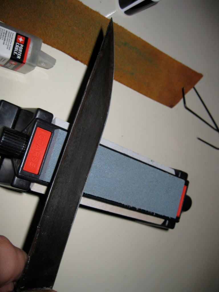 It's Sharpening Time!