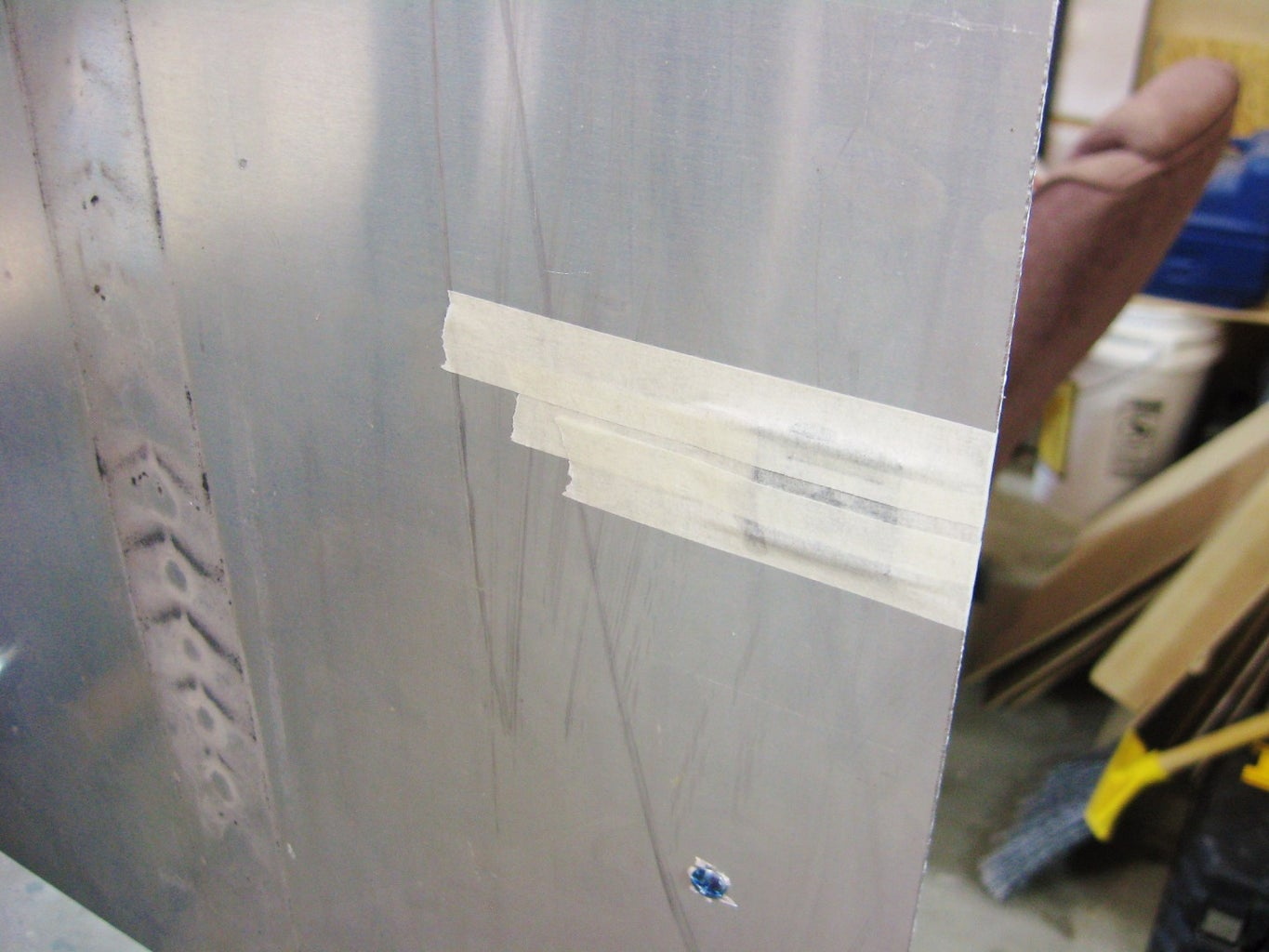 Attach Doors and Hardware